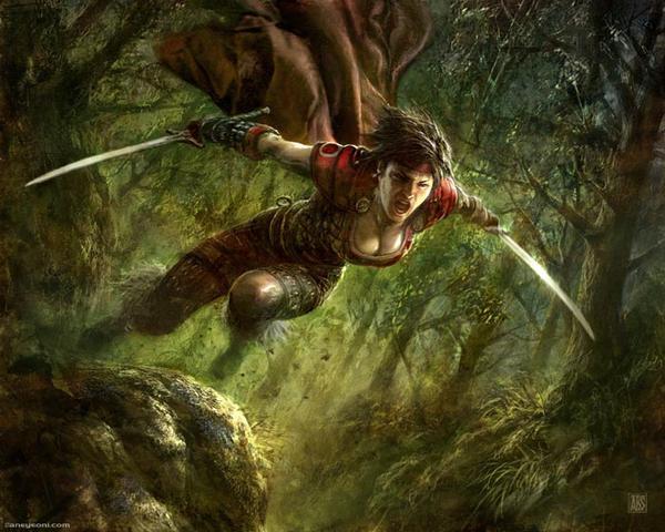 female-ranger