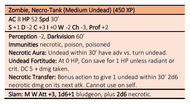 Necro-Tank S
