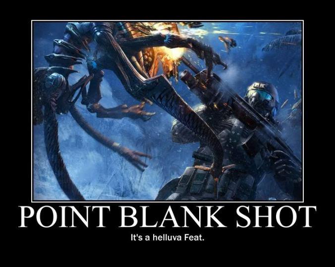Point Blank Shot