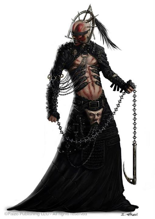 Chain Demon
