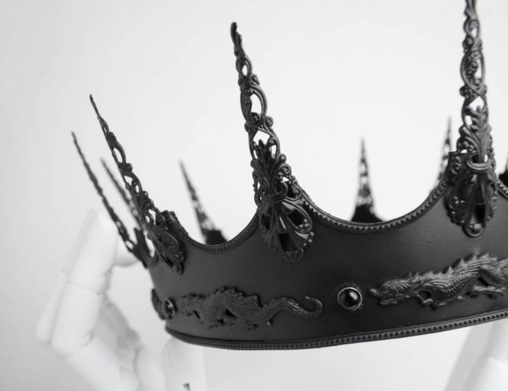 Black Opal Crown